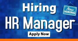 HR Manager/ Executive hiring in MNC Company in Delhi