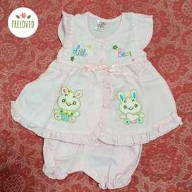 Baju bayi (2 stel)