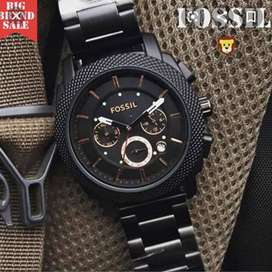 FOSSIL BRANDED CHAIN PACKED WATCH CASH ON DELIVERY PRICE NEGOTIABLE ..