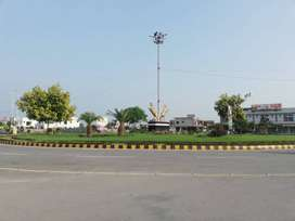 5 Marla Residential Plot In Central Garden Town - Gujranwala For Sale