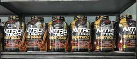 Nitrotech Whey Gold 5,5 Lbs
