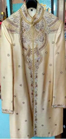 Marriage fashion sherwani suit