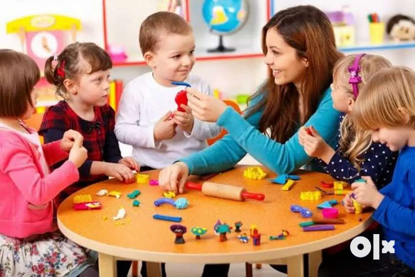 Day care available in naagaram 0