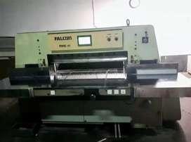 Modifikasi mesin potong kertas Otomatis