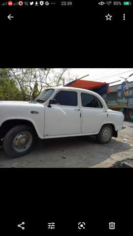 Urgently sale ambassador car in good running condition.
