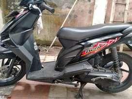 Honda Beat 2011 Tangan Pertama Atas Nama