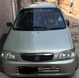 Alto Good condition (Alloyrim,LCD,central lock,Leather seats, )
