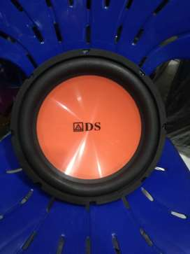 Subwoofer ADS seri AD-1286 12inch 300what Subwoofer Mobil Audio Mobil