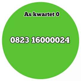 Nomor cantik as kwartet 0000