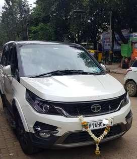 Tata Hexa 2019 Diesel 15000 Km Driven