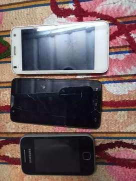 Samsung y , Xolo era lava iris x1