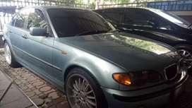 Bmw 318i facelift e46 2002