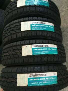 all sizes tyre's is avalible