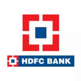HDFC BANK REQUIRED