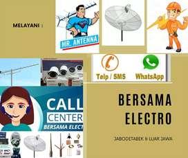 Terima pasang signal antena tv digital