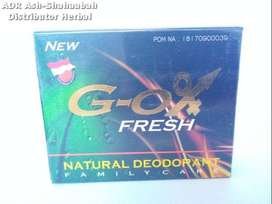 G-OX Fresh - Natural Deodorant - Mengurangi Bau Ketiak