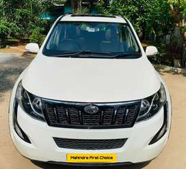 Mahindra XUV500 W10 AWD, 2016, Diesel