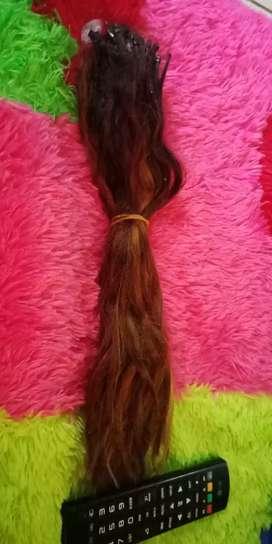 rambut sambungan murah!! Siapa cepat dia dapat