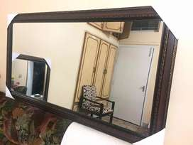 """Mirror frame size 28"""" by 52 """""""
