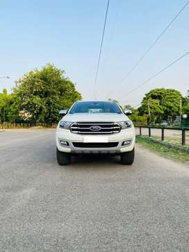Ford Endeavour 3.2 Titanium AT 4X4, 2019, Diesel