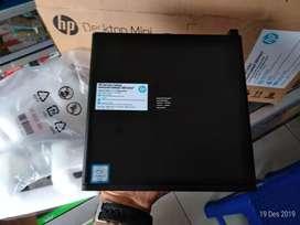 Pc mini new core i3 RAM 8GB keyboard mouse garansi 1 tahun