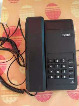 Brand New bought just 15 days back and under guarantee beetel landline