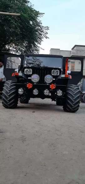 Best jeep maker-Rahul jeep modified