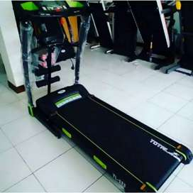 Treadmill TL-133 auto incline new