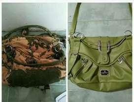 Reparasi dan membuat tas serta pakaian