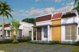 New Cottages,Plots &  Villas for Sale at ECR Pondy