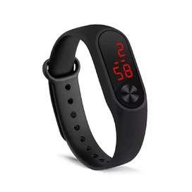 Rubber Strap Digital Unisex Watches.