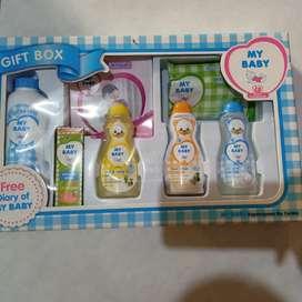 my baby gift box