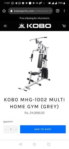 KOBO Multi Home Gym