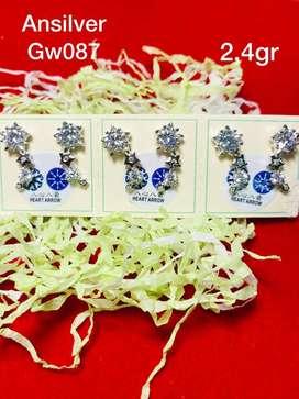 giwang fashion silver925