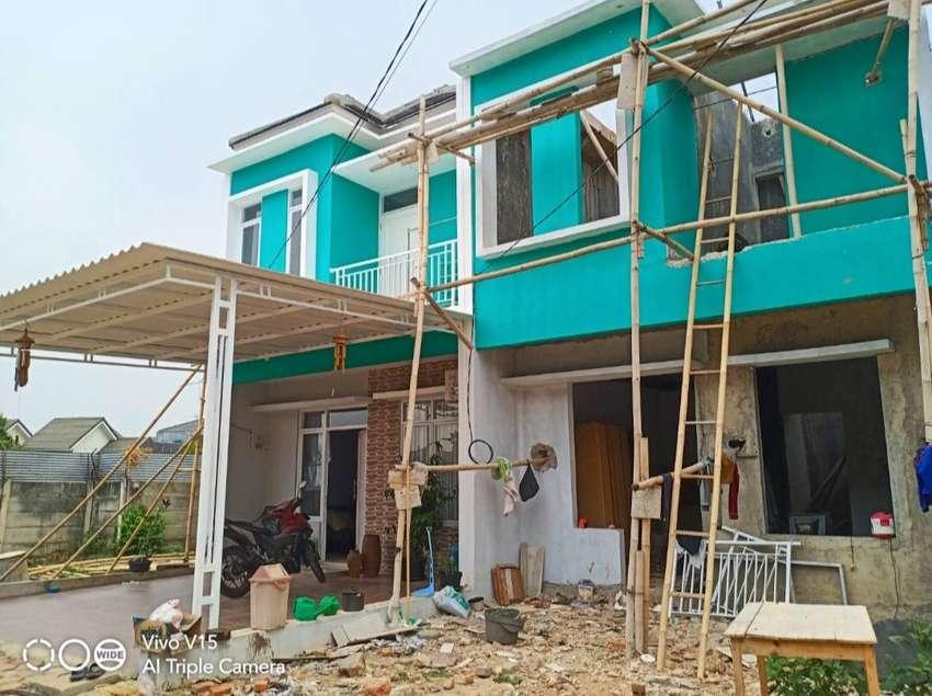 Rumah dijual Murah 2Lt Harga 650juta'an hanya di Azwa Residence 0