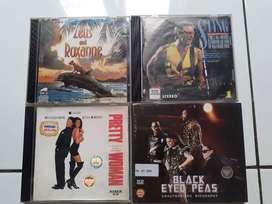 VCD & DVD ORIGINAL Campuran 7 pcs (Borongan)