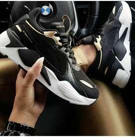 Puma Rsx black addition
