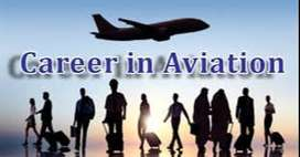 Airport job for fresher candidates and 12th passed candidates in ticke