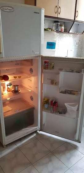 Double door fridge very nice condition