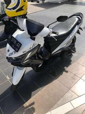 Yamaha Xeon 125cc tahun 2014