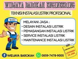 Teknisi instalasi listrik