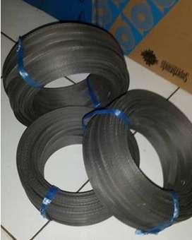 Plat Strapping Band besi Alumunium stainless steel readystok
