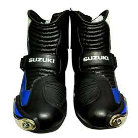 motorcycle Suzuki boot