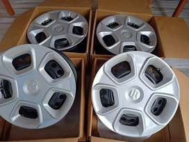4 wheel drum and 4 wheel cups (original company parts)