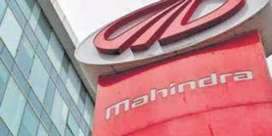 Dear Candidate We have urgent Hiring Mahindra & Mahindra Company