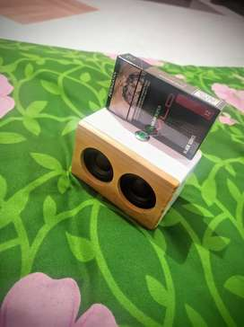 DIY handmade bluetooth speaker