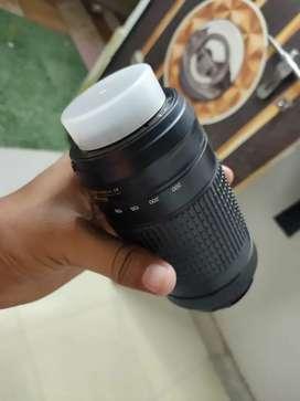 Nikon lense 70-300