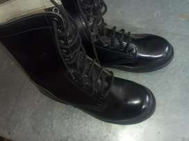Military shoes DMS Size 7.  Made in Korea