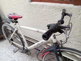 Imported cycle...slim tyres