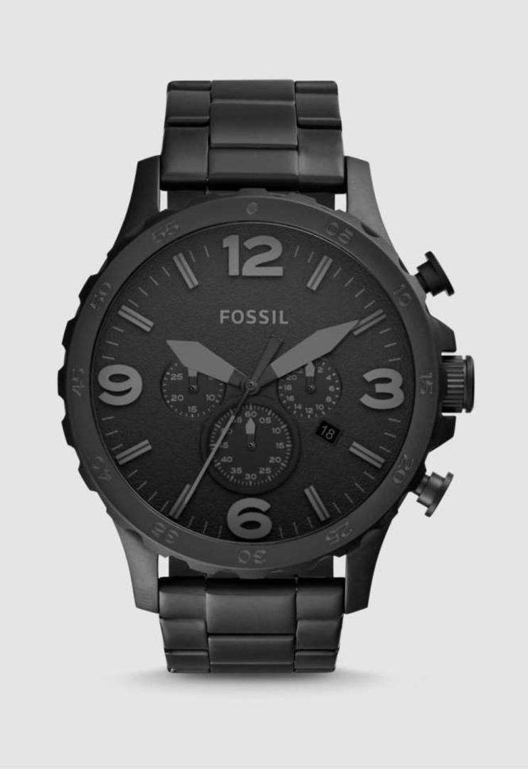 Fossil Nate. Chronograph Watch 0